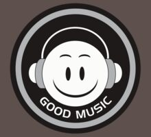 Good Music BGW Sign decoration Clothing & Stickers	 by goodmusic