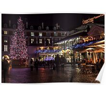 Christmas at Covent Garden  Poster