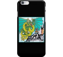 facing your fear (square) front iPhone Case/Skin