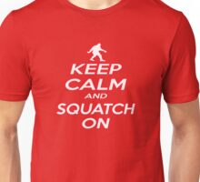 Keep Squatchy Unisex T-Shirt