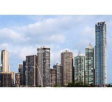 Panama City skyline, Panama. Photographic Print