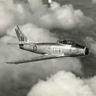 Canadair Limited F-86 by John Schneider