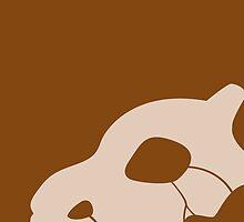 cubone b by illustratorjr
