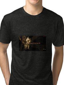 Metal Gear Solid 5 Tri-blend T-Shirt