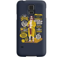 The Dude Quotes Samsung Galaxy Case/Skin