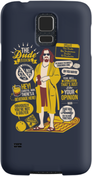 The Dude Quotes by Tom Trager