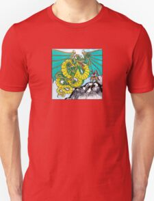 final fight (square) front T-Shirt