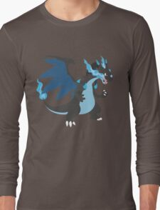 Mega Charizard Long Sleeve T-Shirt