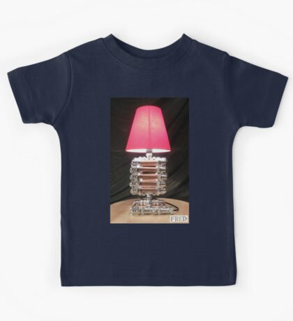 Accent Lamps  - Copper and Chrome Collection - FredPereiraStudios.com_Page_20 Kids Tee