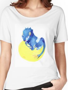 Watercolor Luxray  Women's Relaxed Fit T-Shirt