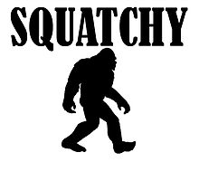 Feelin' Kinda Squatchy by kwg2200
