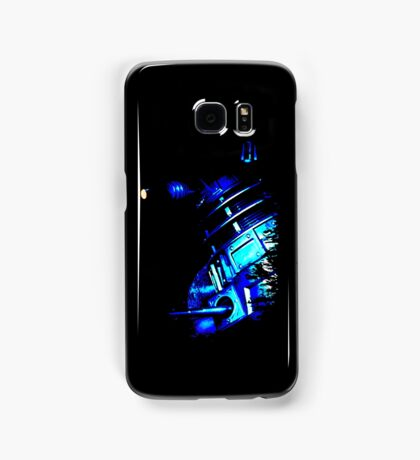 Dalek Beta – Blue Samsung Galaxy Case/Skin