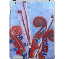 Scroll Bouquet iPad Case/Skin