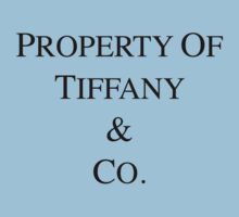 Property of Tiffany by joykilldesign