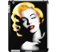 Marilyn Monroe Golden Hair iPad Case/Skin