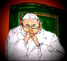 POPE FRANCIS  by Semmaster