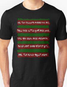 Freddy's Poem T-Shirt