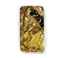 Fox Sparrow Songbird Abstract Impressionism Samsung Galaxy Case/Skin