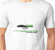 Go Green Unisex T-Shirt