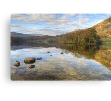 Rydal Water,The Lake District Canvas Print
