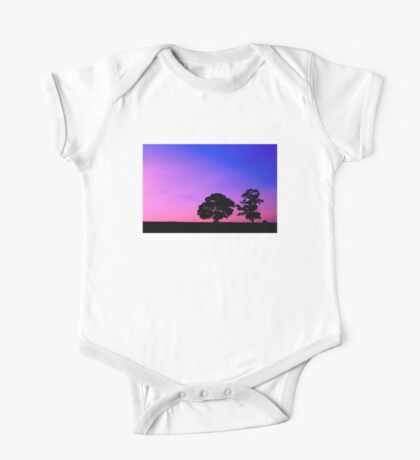Landscape silhouette One Piece - Short Sleeve