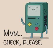 Check, Please (BMO) by tynamite