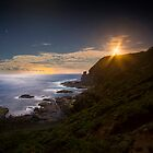 Cape Schanck Lighthouse by Alex Wise