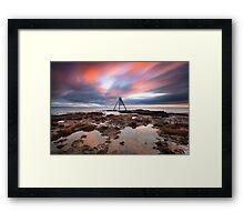 Black Rock, Victoria Framed Print