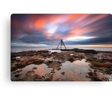 Black Rock, Victoria Canvas Print
