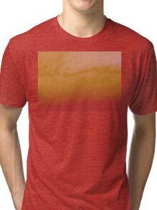 sunset experiment - 3 Tri-blend T-Shirt