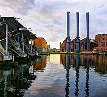 Powering Providence by Photonrecorder