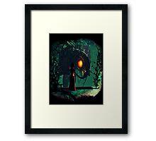 Bioshock Infinite Songbird & Elizabeth Framed Print