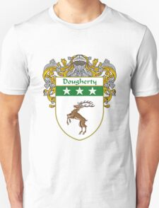 Dougherty Coat of Arms/Family Crest T-Shirt