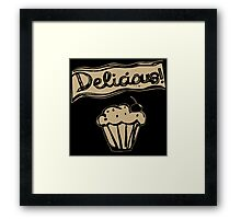 deliciousb Framed Print