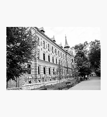 Poland's Architecture Photographic Print