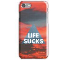 Life Sucks Phone Cover iPhone Case/Skin