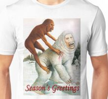 Seasons Greetings Unisex T-Shirt