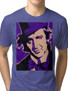 Willy Wonka Tri-blend T-Shirt