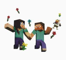 Minecraft Holiday in Love by pireX