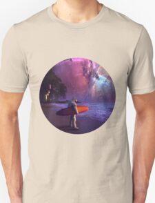 Space Walk Unisex T-Shirt