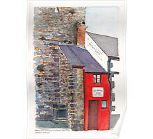 The Smallest House in Great Britain Poster