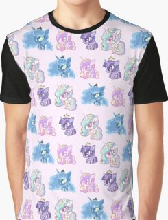 Weeny My Little Pony- Princesses Graphic T-Shirt