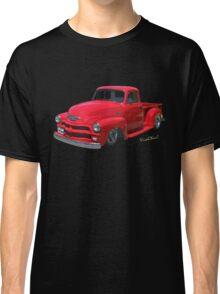 54 Chevy Pickup Get Down Outta Town T-Shirt Classic T-Shirt