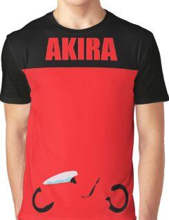 Akira minimalist Graphic T-Shirt