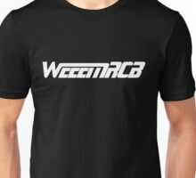 WeeemRCB #1    All White Unisex T-Shirt