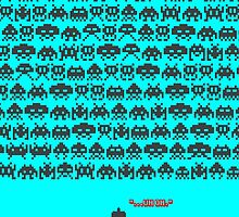 Space Invaders - Too Many Invaders by TheFinalDonut