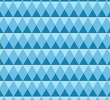 CARZY DIAMOND-BLUE by deviloblivious