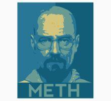 Walter White - Meth (Blue) by xQasadiOx