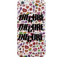 The Cure Retro Iphone Case  iPhone Case/Skin