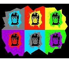 Warhol Kombat Photographic Print
